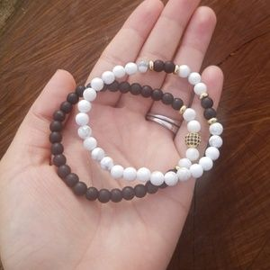 Jewelry - His and Hers couple bracelet set